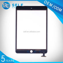 New Arrived Nice Design Quality Assured Custom Fitted Touch Screen Replacement Glass For Apple For Ipad Mini White