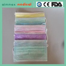 Non woven ear loop mouth cover