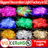 CE ROHS approveded 8 function led non led christmas decoration gift box led light led cluster christmas lights