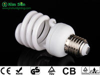 CFL Bulb Spiral Lamps Save Energy 24w