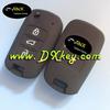 New 3 buttons silicone car key cover for Hyundai key case Hyundai Key Fob