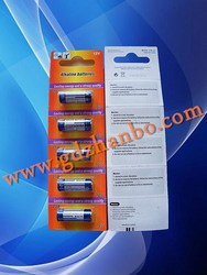 23A 12V industrial battery