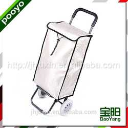 shopping luggage cart punching bag cover