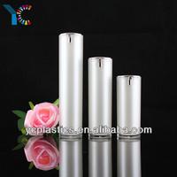 Round 20ML Empty Acrylic Airless Luxury Cosmetic Bottle