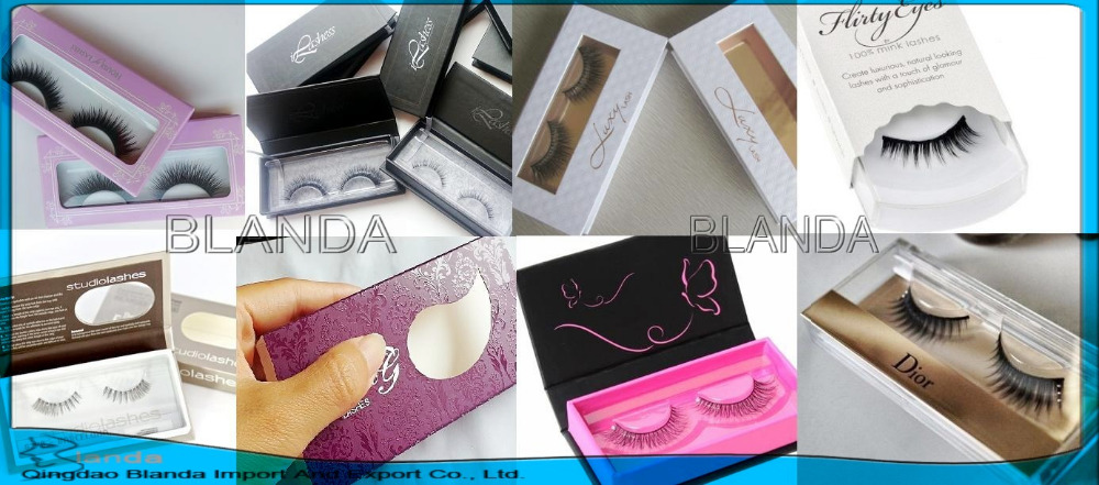 eyelash packaging, custom eyelash packaging, eyelash box