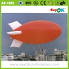 attractive inflatable rental helium blimp for sale