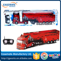 1:32 model rc container truck 6ch remote control rc car toys