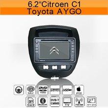 "6.2"" Special for Citroen C1/Toyota AYGO/Peugeot 107"