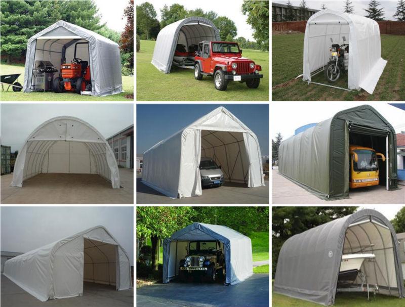 Boat Rain Shelter : Car shed automobile rain shelter buy