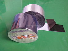 Peel & stick good quality aluminum bitumen self adhesive flashing tape for sealing & repair