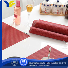 home fashion design linen table runner placemat table mat with embroidery