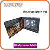 Cloud publish WIFI advertising video card