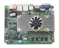 Hot sell motherboards 3.5 mainboard built in D2700 onboard atom cpu with onboard 4gb DDR3/2 network card SBC for Pos system