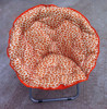 Folding round outdoor moon chairs for adults, planet chair