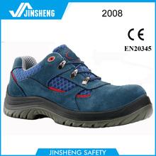 S1 cowhide building safety footwear