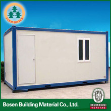 low cost prefab mobile house steel structure container hotel