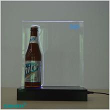 Factory wholesale stationary acrylic wine holder