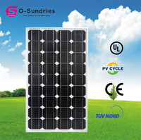Hot sale 156 cell 160w photovoltaic solar panel modules