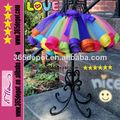 envío gratis venta al por mayor de bebé niña del arco iris danceing tutu falda corta para los niños
