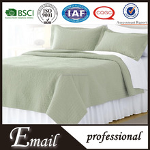 Wholesale Embroidery quilt cover designs/solid color quilt covers suppliers china