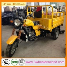 2015 China Supplier 150cc /200cc/250cc 3 Wheel Cargo Trike Motorcycle For Cargo