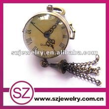 fashion china watch factory cheap vintage steampunk style pocket watch steampunk pocket watch wholesale