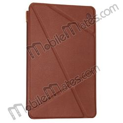 Kajsa Smart Awakening Flip Stand Leather Case for iPad Mini 2 Retina iPad Mini