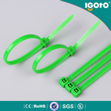 self-locking reusable nylon cable tie electric wire