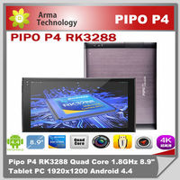 """New Arrival PiPo P4 Rk3288 Tablet PC A17 Quad Core 2GB RAM 16GB 8.9"""" IPS 1920x1200 Camera 8.0MP GPS HDMI"""