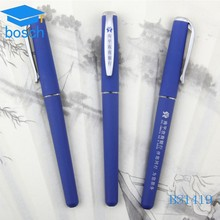 hot sale custom logo retractable gel pen