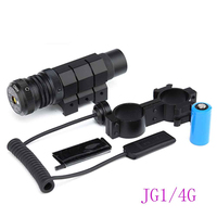 Side Focus anti-fogging tactical hunting rifle green laser sight for riflescopes hunting
