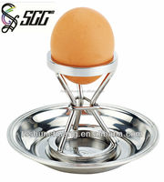 Round Egg Stand /Metal Egg Holder /Egg Display Holder