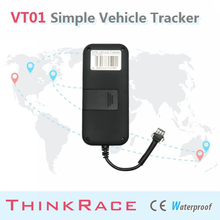 Easy Install vehicle tracking system VT01 support remote power cut-off/car gps/car tracking/vehicle gps tracker Thinkrace