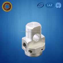 Aluminum micro mechanical cnc works