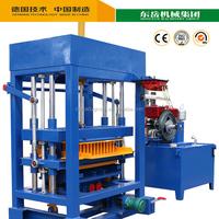 New products generators diesel brick making manufacturer, used block making machine germany QT4-30