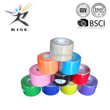 Hot selling Pre-cut Waterproof Therapeutic Muscle Tape Athletes Sports Taping