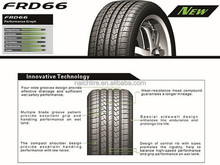 China FARROAD FRD66 HT SUV car tire/tyre