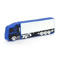 New products 2015 innovative product funny truck shape usb flash drive usb memory