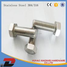 fastening bolt stainless steel concrete anchor threaded rod anchors grade 8.8 steel hex bolt