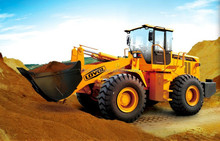 China Best Selling Brand Pilot Control Wheel Excavator Loader with 5ton Rated Load FL953