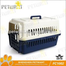 2014 plastic dog kennel Plastic Pet Cage