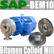 Bitumen Emulsion Plant COLLOID MILL SAP-BEM10
