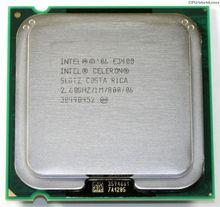 Procesador intel celeron e3400( 1m cache, ghz 2.60,800 mhz fsb)