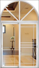 OEM fixed window aluminium sliding doors