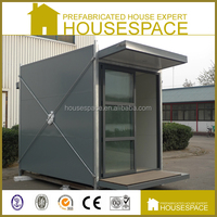 Prefabricated Foldable Good Insulated Small House Trailer