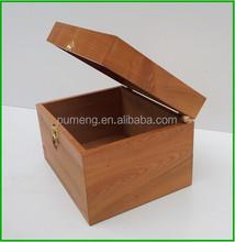 High Grade Gift Box Manufacturer Custom Wood Box Gift