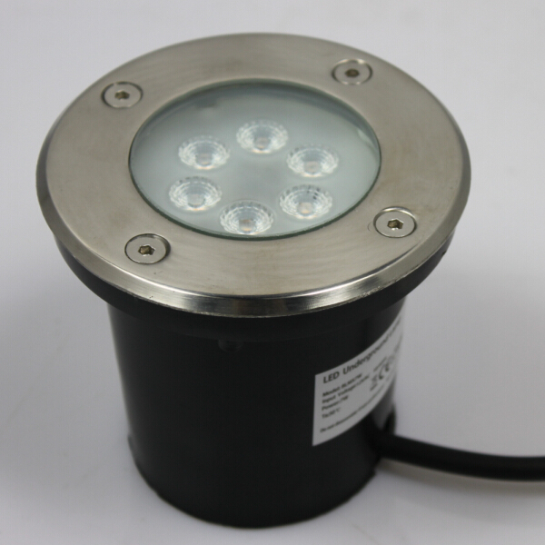 outdoor lighting ip67 7w recessed led inground light uplight in 12v