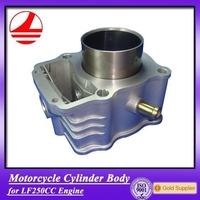 Manufacturer Cheap Quality LIFAN Motorcycle 250cc Engine Aluminum Cylinder
