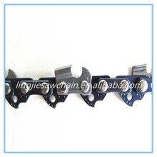 "well made and advanced 3/8""LP Double loop saw chain for gasoline machine"