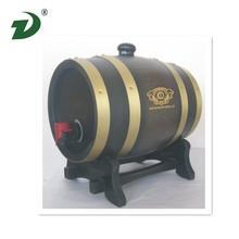 China Pine Oak Wood Ice Wine Beer Bucket Barrel
